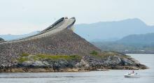 Sväng åt väster - Norges Nationalparker