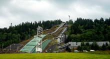 Lillehammer har gott om OS-relaterade sevärdheter, Birkebeineren Ski Stadium stod värd för vinter-OS 1994.