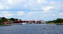 Koster är Sveriges första marina nationalpark och ett givet dagsstopp på väg mot gränsen.