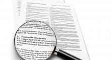 Oskäliga villkor i leasingavtalen