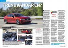 Provkörd: Volvo S60.