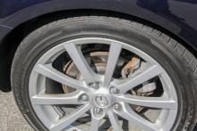 Slitna och rostiga bromsskivor är ett av de vanligaste felen.