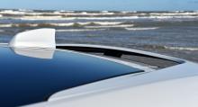 För minimalt luftmotstånd har mycket kraft lagts på aerodynamiken.