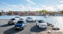 Manualen till VW Tiguan – en av årets långtestbilar – knep segern i vår granskning.