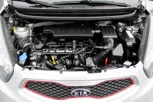 Båda motorerna har kamkedja, som normalt sett inte behöver bytas.