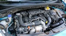 Minsta dieselmotorn är snål på dropparna, men ganska trött.