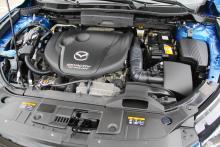 Motorerna har kamkedja, som sällan ger några problem.