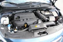 Diesel på 1,7-liter är det vanligaste motoralternativet.
