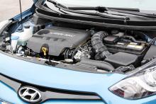 1,6-liters dieselsnurra på 110 hk är den vanligaste motorn.