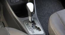 Automatlåda är smart på en stadsbil, men förbrukningen blir högre.