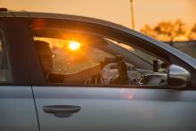 Däcktester kräver noggrannhet. All körning loggas av testdatorn via avancerad GPS-teknik och sensorer på banan.