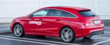 Mercedes-Benz Cla Shooting Brake 220 d Se edition