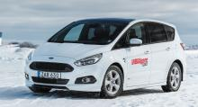 Ford S-Max TDCi 180 AWD St-line Business