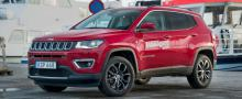 Jeep Compass Limited 2.0 Multijet/170 hk