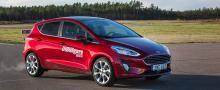 Ford Fiesta Titanium i.0 T/100 hk