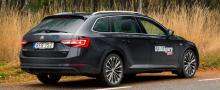 Skoda Superb 190 TDI DSG 4x4 Laurin & Klement