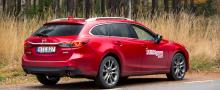 Mazda 6 2.2 DE/175 AWD AUT Optimum