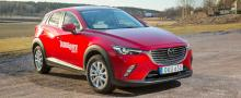 Mazda CX-3 AWD optimum 2,0 Automat