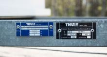 Vilka vikter som gäller för släpvagnen finns på registreringsbeviset från Transportstyrelsen och på fordonskylten som är fastnitad på dragstången.