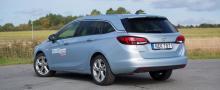 Opel Astra Sports Tourer 1,4 turbo