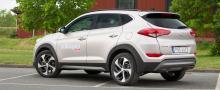 Hyundai Tucson Premium 2.0 CRDI