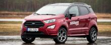 Ford Ecosport St-Line 1.0T/140 hk