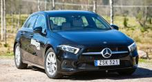 Mercedes-Benz A180 dSE Edition