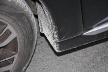 Rosttest bild 2 – Mitsubishi Outlander PHEV.