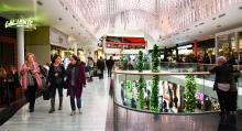 Mall of Scandinavia är Skandinaviens största galleria och har flera våningar fyllda av glittrande lockelse.