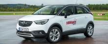 Opel Crossland x 1.2/110 dynamic, AUT