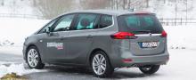 Opel Zafira 2,0 CDTI 170 aut Business