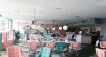 Pink Ladies Diner, Njurunda.