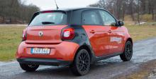 Smart Forfour Passion 71 hk