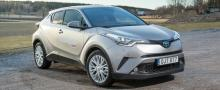 Toyota C-HR 1,8 HSD Executive