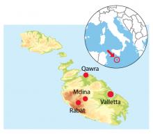 Malta i alla väder