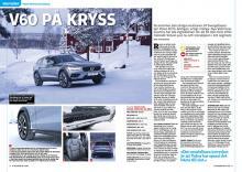 Provkörd: Volvo V60 Cross Country.