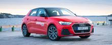 Audi A1 30 TFSI Proline adv.