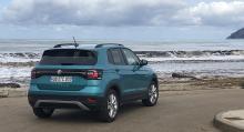 Volkswagen T-Cross - rapport från provkörningen