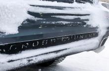 Cross Country-namnets historia kan spåras ända tillbaka till 1970-talets terrängbil C303. Första generationen V70 XC kom 1998.