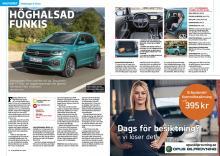 Provkörd: Volkswagen T-Cross.