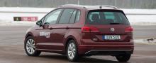Volkswagen Golf Sportsvan 1,5 TSI