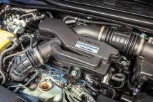 1,5-litersmotorn används även i Civic och CR-V. Trevlig bekantskap.