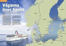 Guide: Färjelinjer.