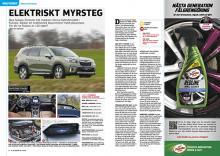 Provkörd: Subaru Forester.