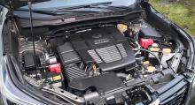 Nya Forester kommer med endast ett motoralternativ – e-Boxer som kombinerar bensin- med eldrift.