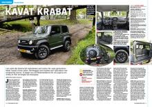 Provkörd: Suzuki Jimny.