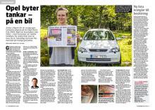 Opel byter rostiga gastankar efter Vi Bilägares avslöjande. Men inte på alla bilar.