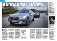Provkörd: Volvo XC60 B4.