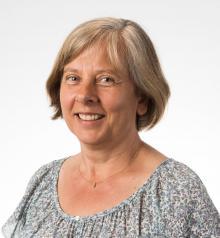 Lisbeth Dahlöf, forskare och projektledare på IVL.