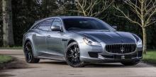 Volvo V90 för vanlig? Här är Maserati Quattroporte som kombi